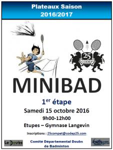 Minibad- 1 - 2017