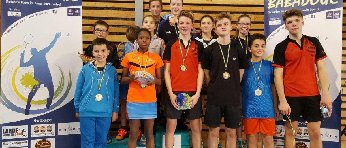 Permalien vers:Les compétitions jeunes